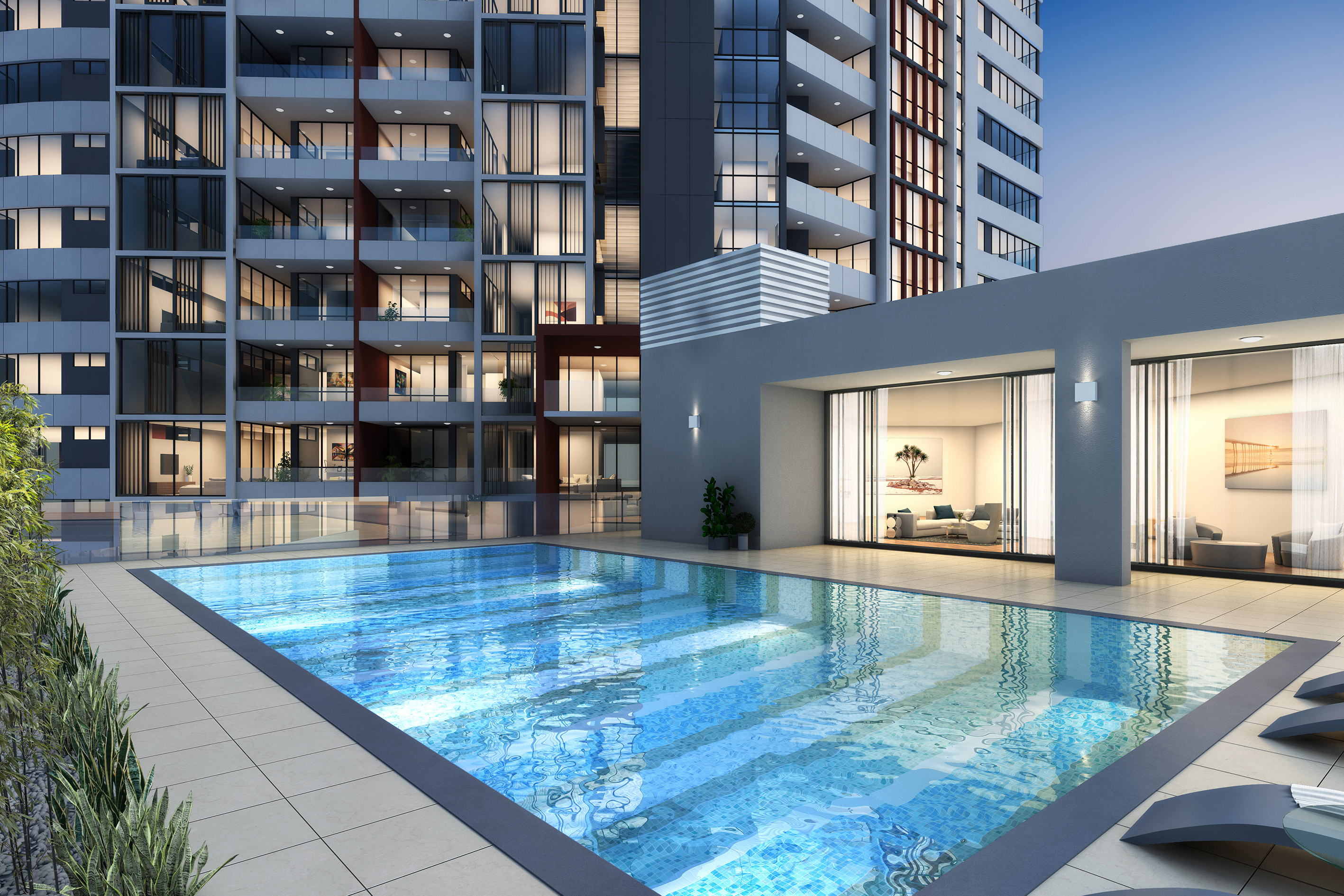 Toplace Apartments